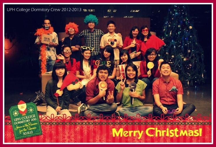 UPHC Dorm Crew