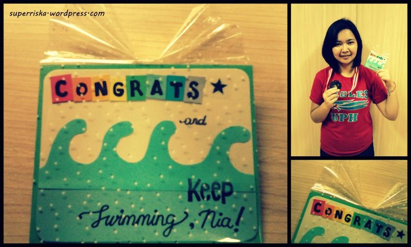 congrats niong