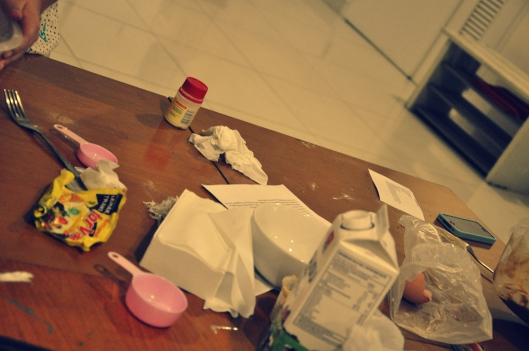 messy table 2