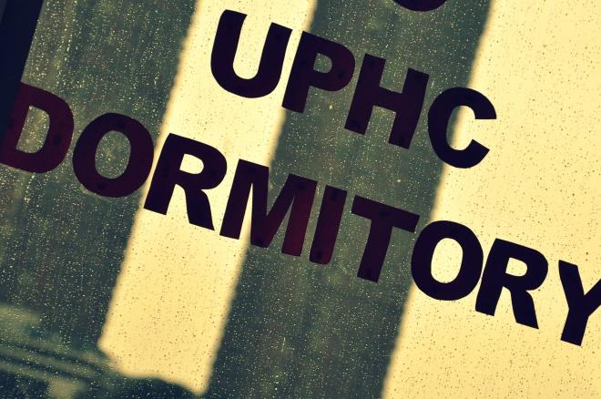 uphc dormitory
