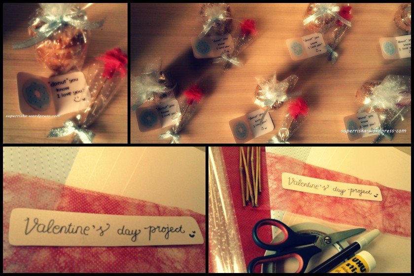 V-day project