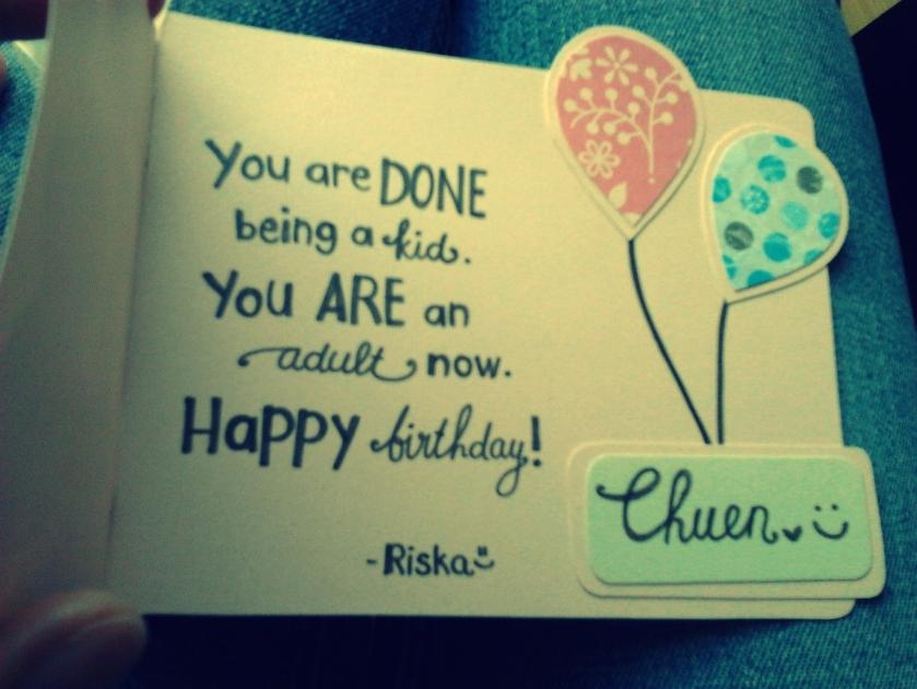 bday wishes chuen