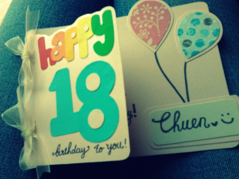 chuen card