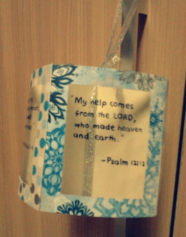 hanging verses 1