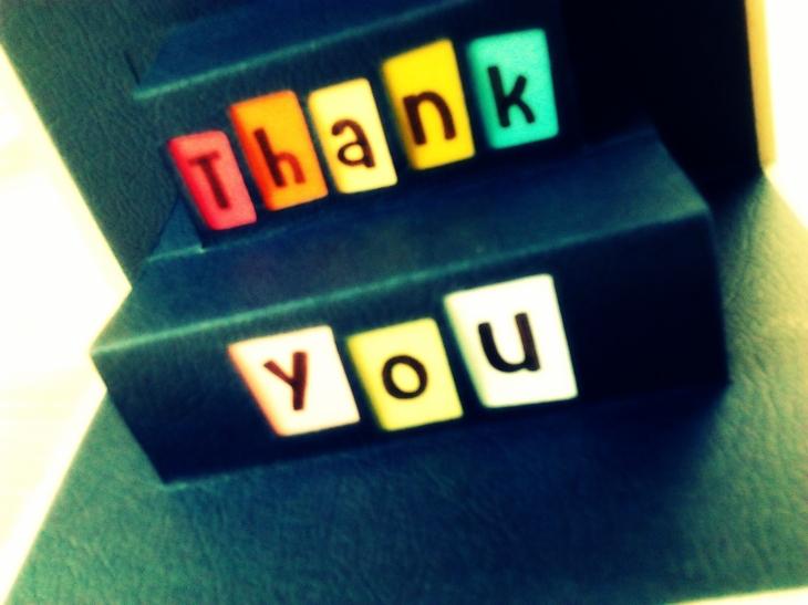 thanks 5